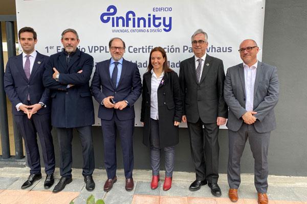 Getafe inaugura el primer edificio multifamiliar con certificado Passivhaus