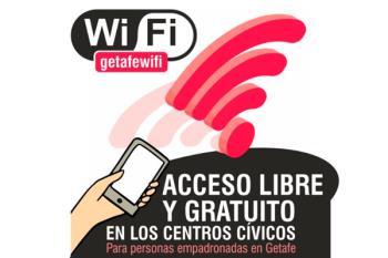Mediante la web del Ayuntamiento de Getafe, todos los vecinos y vecinas podremos acceder a la red