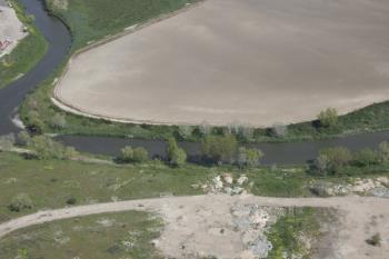 Estas instalaciones pretenden evitar el vertido de residuos en el río Manzanares