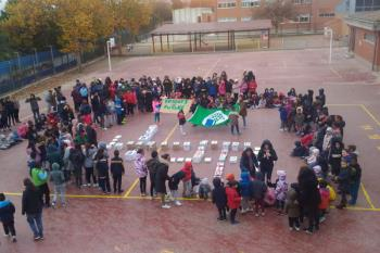 Más de 5.500 estudiantes han participado en la actividad 'scrabbles de la sostenibilidad'