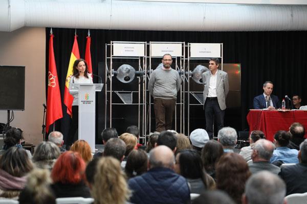 Getafe sortea las 23 viviendas de alquiler público en El Rosón