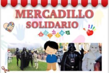 Un mercadillo solidario cuyo objetivo es ayudar a Lucas, un niño con autismo