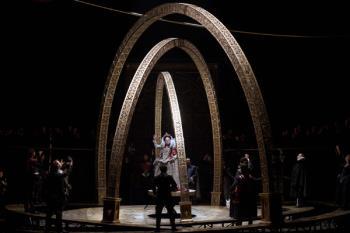 La Ópera XXI ha celebrado esta primera edición para reconocer la actividad lírica nacional