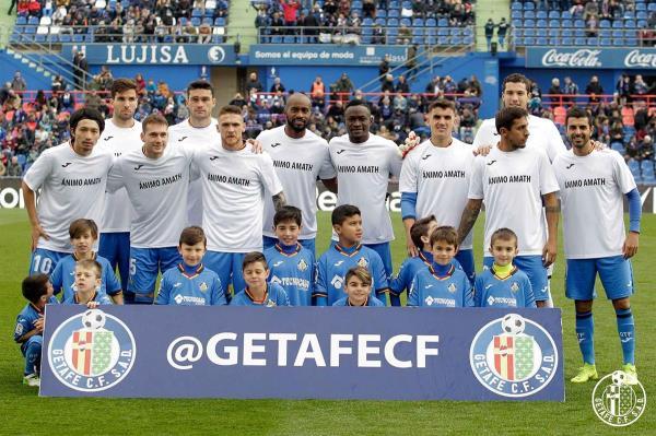 Jornada 16, Getafe 1-0 Real Sociedad