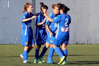 El C.F.F. Fuenlabrada arrancó la liga con victoria
