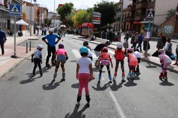El Distrito Centro fuenlabreño acogió actividades sostenibles para la vecindad