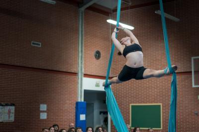 """Lee toda la noticia '""""El circo también es arte y es una forma de consumir ocio maravillosa""""'"""