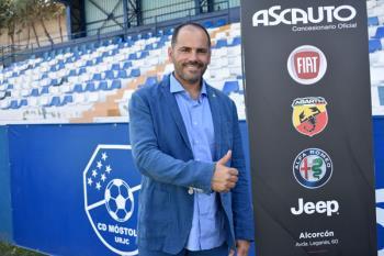 Hablamos con el nuevo técnico del Móstoles URJC, Salva Ballesta, tras firmar por un año