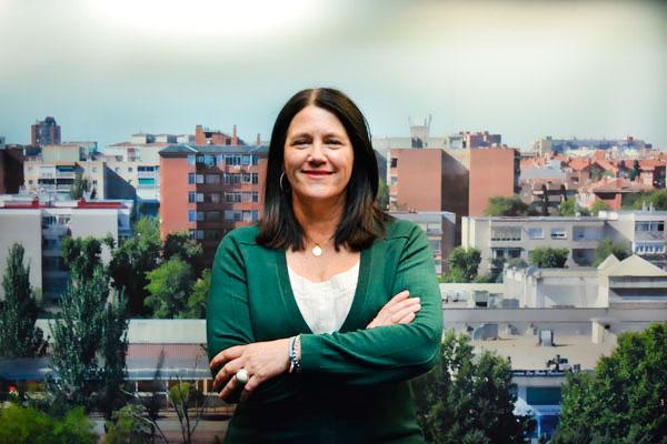 Hablamos con Mirina Cortés, tras el anuncio de querer presentar su candidatura a la Presidencia del Partido en Móstoles