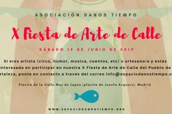 La Asociación Danos Tiempo ha programado actuaciones de música, circo, humor y artesanía para esta edición