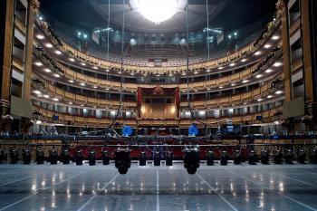 Este 27 de marzo se celebra con los teatros vacíos, pero el alma llena de cultura