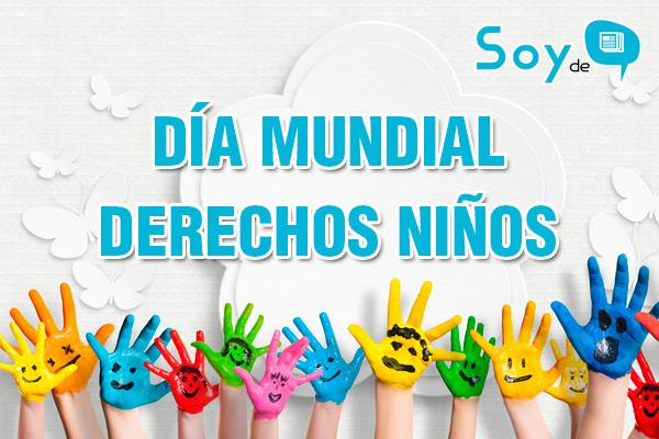 Hoy es el Día de los Derechos Infantiles