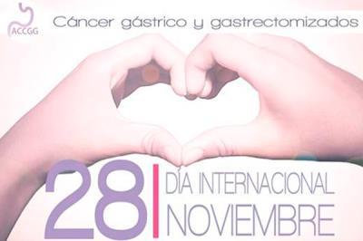 Lee toda la noticia 'Hoy es el día contra el cáncer gástrico y personas gastrectomizadas'
