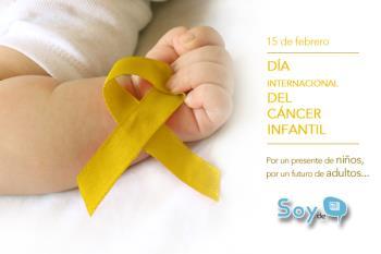 Este día trata de concienciar sobre la importancia de tratar el cáncer en los niños, y sensibilizar tanto a los niños como a sus familias