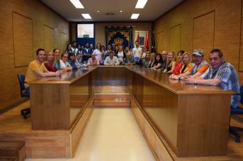 La contratación se ha hecho posible gracias al Programa de Cualificación Profesional de la Comunidad de Madrid
