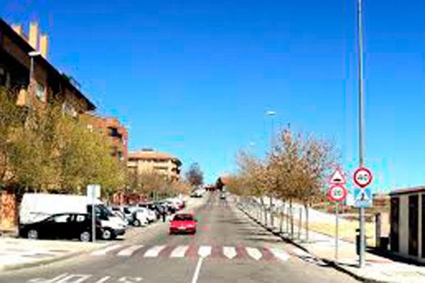 El atropello de una joven en la calle Santiago Ramón y Cajal ha propiciado que el consistorio tome medidas