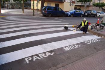 El objetivo es mejorar la seguridad en las calles de nuestra localidad