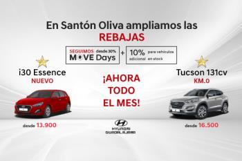 Ahora podrás estrenar un Hyundai i30 desde 13.900 €