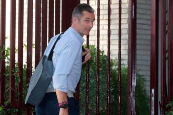El marido de la Infanta Cristina ha empezado a trabajar en el Hogar Don Orione