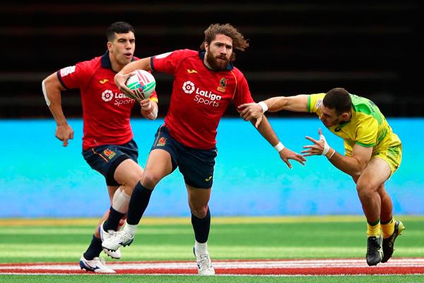 El internacional español participó en la victoria histórica ante Nueva Zelanda