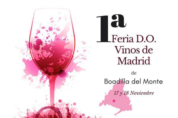 I Feria de Vinos madrileños en Boadilla