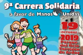 Torrejón acogerá esta prueba con fines benéficos el próximo mes de octubre