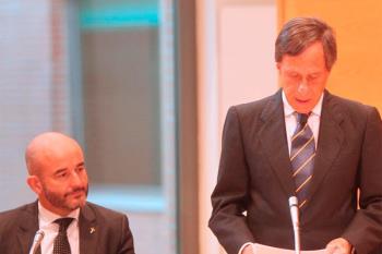 El exalcalde ha sido nombrado Comisionado para Atención de Víctimas del Terrorismo de la Comunidad