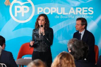 La candidata del PP a la Comunidad de Madrid, Isabel Díaz Ayuso, ha mostrado su opinión sobre la crisis del taxi