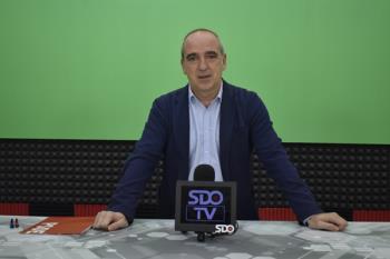 Isidro Navalón nos cuenta su proyecto para Humanes en los estudios de SDO.