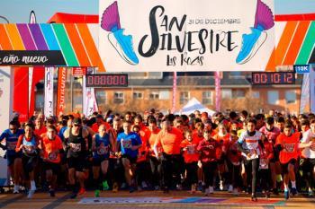 Más de 3.000 participantes se dieron cita en la mañana del 31 de diciembre dispuestos a unir deporte y pasión