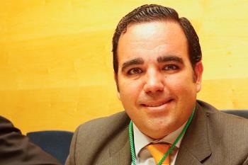 La Sexta mostró imágenes del concejal Javier Úbeda participando en un escrache