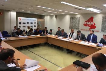 El alcalde de Fuenlabrada presidirá la Red de Agencias Municipales de Empleo de la FMM