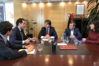 Javier Ayala habla sobre la mesa de debate en pro de la industrialización de Fuenlabrada