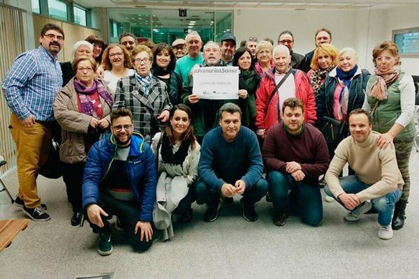 Javier Heras lidera la coalición Más Madrid en Sanse