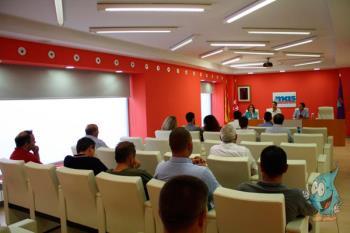 La MAS celebró su último Pleno de un período marcado por la puesta en marcha de la conexión Alcorlo-Beleña