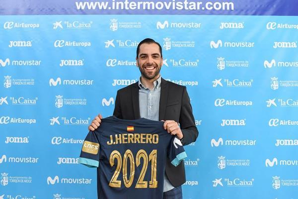 Jesús Herrero, una vida dedicada al Inter Movistar
