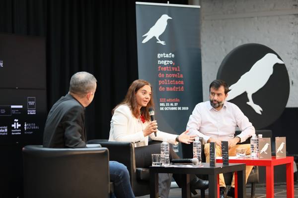 Jo Nesbø y Ruth Lillegraven, los dos autores noruegos invitados a Getafe Negro 2019