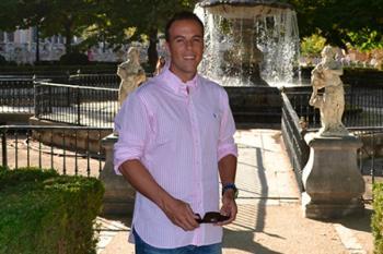 El presidente de la Escuela de Tenis de Alcalá estrenará este cargo