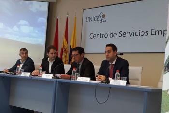 La cita se ha celebrado en la sede de UNICEM de la calle Mejorada
