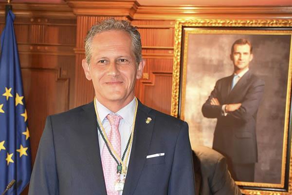 José Luis Pérez Viu elegido alcalde de Villaviciosa de Odón