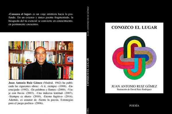 """Juan Antonio Ruiz Gómez: """"La poesía nos lleva a la esencia del ser humano"""""""