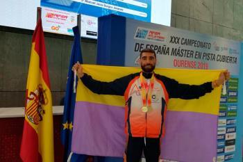 El atleta torrejonero sigue con su 2019 meteórico después de ganar dos nuevas pruebas