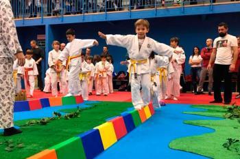 La Federación Madrileña de Judo ha vuelto a colaborar con el ayuntamiento para la celebración de la jornada