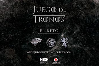 HBO y Vodafone estrenarán mañana la experiencia Juego de Tronos en el centro comercial