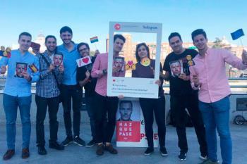 Los jóvenes socialistas pretenden conseguir el voto joven de la izquierda