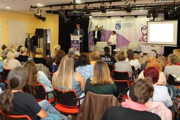 La `Asociación de Mujeres contra la Violencia de Género Victoria´ cumple 10 años