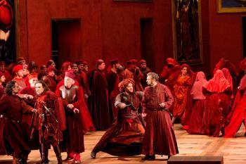 La Plaza de la Constitución de Getafe retransmitirá en directo la obra representada en el Teatro Real