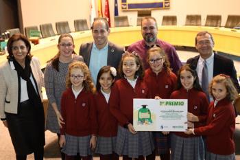 Más de 1.500 escolares han participado en esta iniciativa para fomentar el reciclaje de vidrio