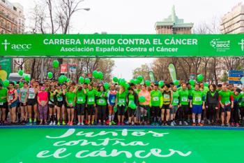 La Asociación Española Contra el Cáncer ha organizado una 'minimaratón' de 4,2 kilómetros
