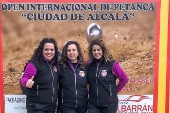 Jennifer López, Mª Luz Sánchez y Patricia Díaz se hicieron con el oro en dos torneos regionales